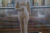 В Египте неизвестные похитили древнюю статую сестры Тутанхамона