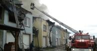 В Омске произошел пожар в «Старгороде»