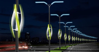 Корейская компания бесплатно установит в Омске 65 современных фонарей