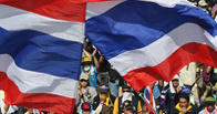 В Бангкоке демонстранты прорвались в штаб-квартиру армии Таиланда