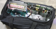 В Омске оцепили троллейбус из опасений по поводу заложенной в нем бомбы