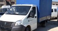 В Омске произвольно покатившаяся грузовая «ГАЗель» сбила подростка
