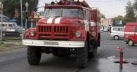 Пожар в тамбуре омской 12-этажки собрал 33 спасателей МЧС