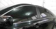 Полиция Омска проведет рейд по тонированным автомобилям