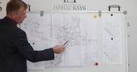 В Омске развязка на Заозерной станет копией перекрестка у «Меги»