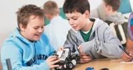 В Омской области дети будут создавать роботов