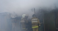 В пожаре на 8-ой Амурской погиб мужчина, который пришел в гости