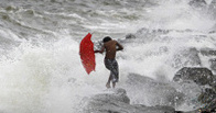 Жертвами тайфуна «Хаян» на Филиппинах стали два человека