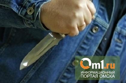 В Омской области пенсионер пытался убить сына и его друга за тунеядство