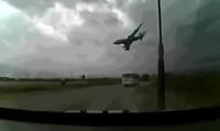 В Сети появилось видео крушения самолета США в Афганистане