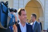 Медведев добавил на 300-летие Омска почти 4 миллиарда рублей