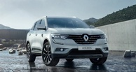 Renault показал новый большой кроссовер Koleos