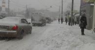 Ночью на улицах Омска работало 180 снегоуборочных машин