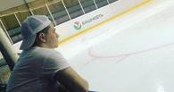Десантник,чудом выживший при обрушении казармы в Омске, не отказывается от мечты стать хоккеистом