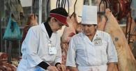 В Омске за месяц на одном рынке продают 30 туш говядины, 50 – свинины и 20 баранины