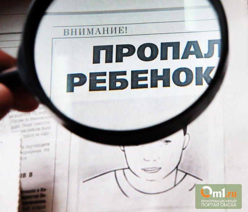 В День защиты детей в Омской области пропал 6-летний ребенок