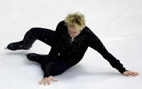 Плющенко снялся с Олимпиады из-за травмы спины