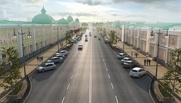 Оксана Усатова: В парковках на Любинском проспекте нет никакой необходимости