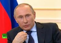 Президент Путин рассказал, что надо сделать с Украиной