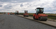 В Омской области построили 4,5 км дороги за 30 млн