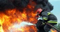 Спасатели 5 часов тушили пожар, где погиб мужчина