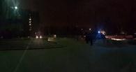 В Омске ночью горел молодёжный центр «Химик»
