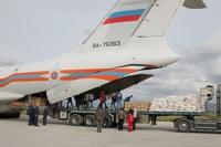 МЧС доставило в Россию 99 беженцев из Сирии