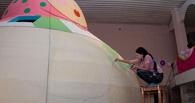 В Омск привезут пятиметровую матрешку