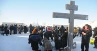 В Омском районе недалеко от Крещенских купелей едва не замерз мужчина