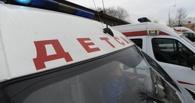 В Омской области при опрокидывании автомобиля пострадала 4-летняя девочка