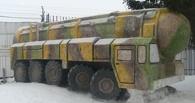 В Омске заключенные сделали «Тополь-М» и танк Т-34