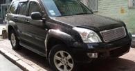 У жителя Омской области чуть не отобрали Toyota Land Cruiser Prado за долги