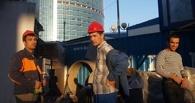 На парковке «МЕГИ» в Омске поймали четырех гастарбайтеров