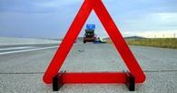 На трассе под Омском Hyundai насмерть сбил пешехода