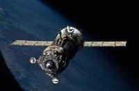 Грузовой корабль «Прогресс» пристыковали к МКС в ручном режиме