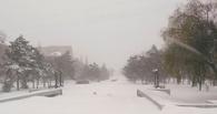 Для сомневающихся в мм и см снега: омские синоптики заверили, что все-таки 21 миллиметр