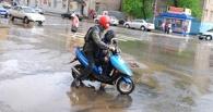 В Омской области подросток на мопеде ухитрился сбить женщину на велосипеде