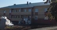 Назаров показал в Instagram фото новостройки для жильцов взорвавшегося дома