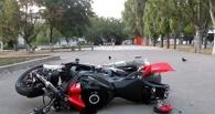 За одни сутки омские мотоциклисты нарушили ПДД 23 раза