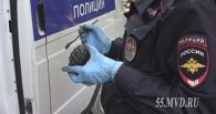 В Омске мужчина пытался ограбить магазин, угрожая гранатой