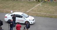 За 100 голов футболисту «Иртыша» подарили Kia Rio