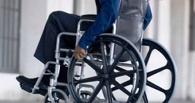 Больше пандусов и звуковых светофоров: омские остановки продолжают адаптировать для инвалидов