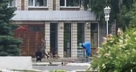 Администрацию Тарского района Омской области заминировали