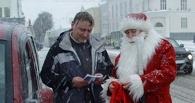 В Омске и области в Новый год полиция задержала 29 пьяных водителей