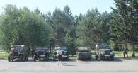 Омские автолюбители своими руками восстановили ретромобили военных лет