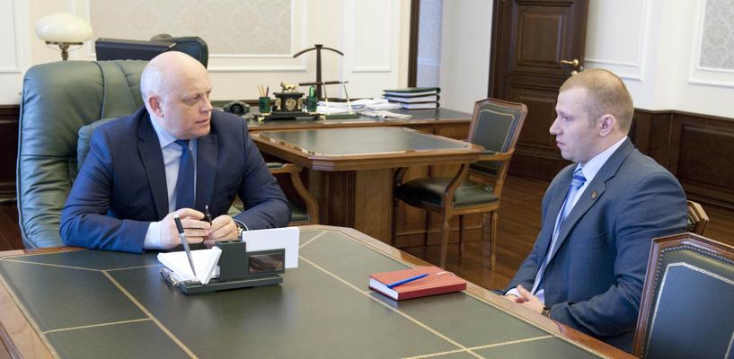 Глава Минстроя Омской области ушел в отставку после двух месяцев работы