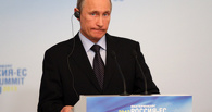 Путин: новый пакет санкций ЕС выглядит странновато