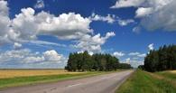 В Омской области построят 8 новых дорог
