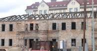 В Омской крепости может появиться музей с древними погребениями