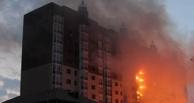 В Омске в квартире загорелась стиральная машина, едва не погибли мать с сыном